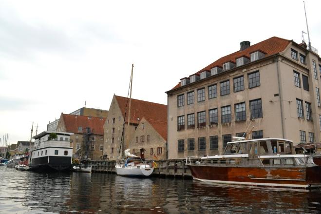Copenhagen, view from the water