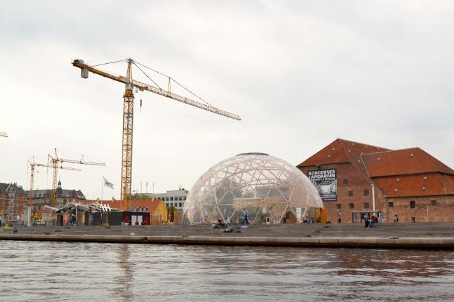 Dome of Visions in Copenhagen