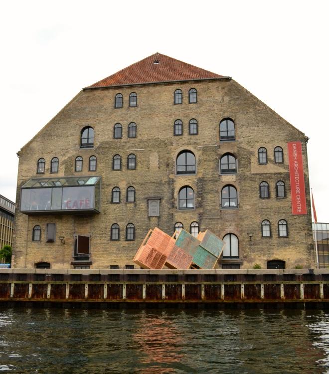 Danish Architecture Centre in Copenhagen