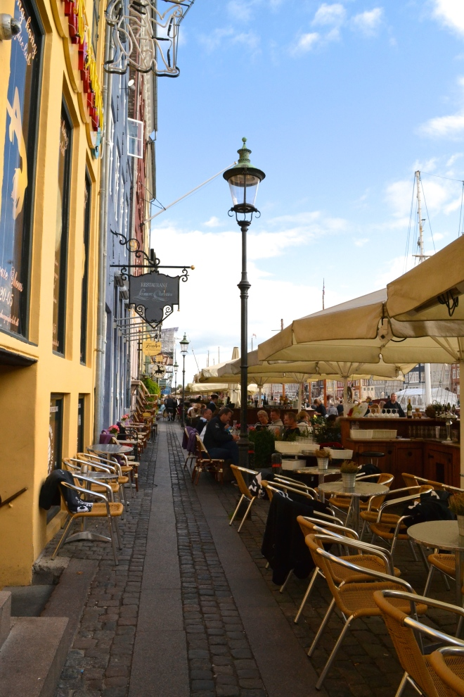 restaurants in nyhavn copenhagen