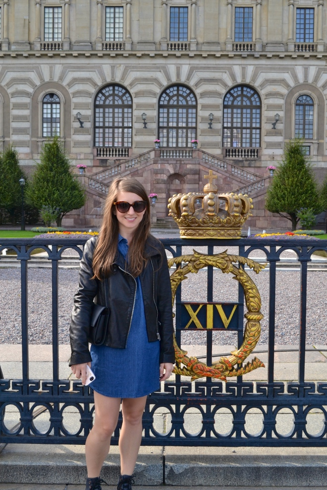 royal palace in stockholm sweden gamla stan