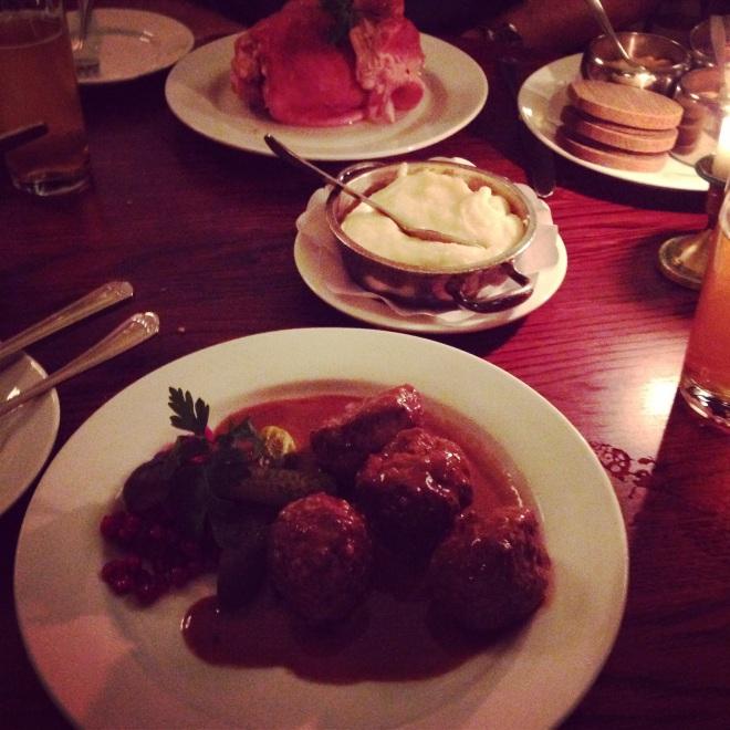 pelikan restaurant traditional swedish cuisine in stockholm swedish meatballs