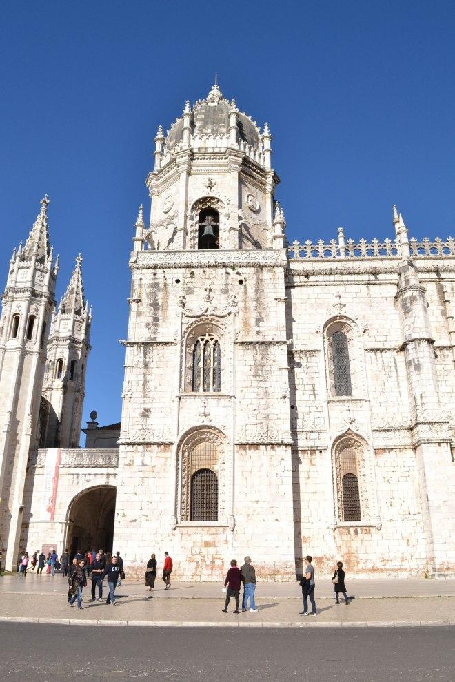Jeronimos Monastery, Belem, Lisbon, Portugal