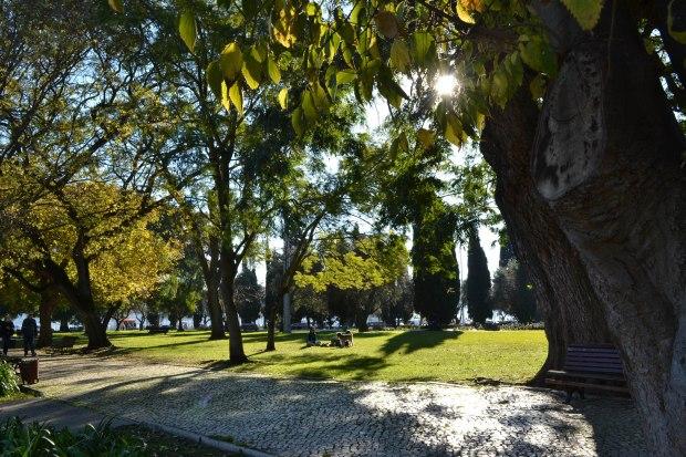 Ajuda Botanical Garden, Belem, Lisbon, Portugal