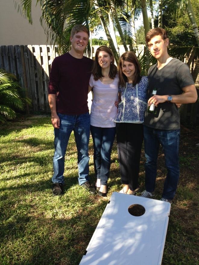 friends thanksgiving in merritt island, florida space coast