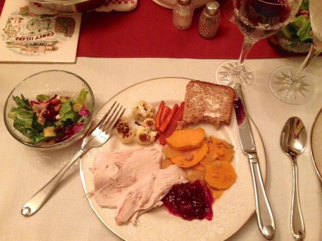 thanksgiving dinner in merritt island, florida - space coast