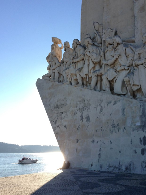 Discoveries Monument, Belem, Lisbon, Portugal