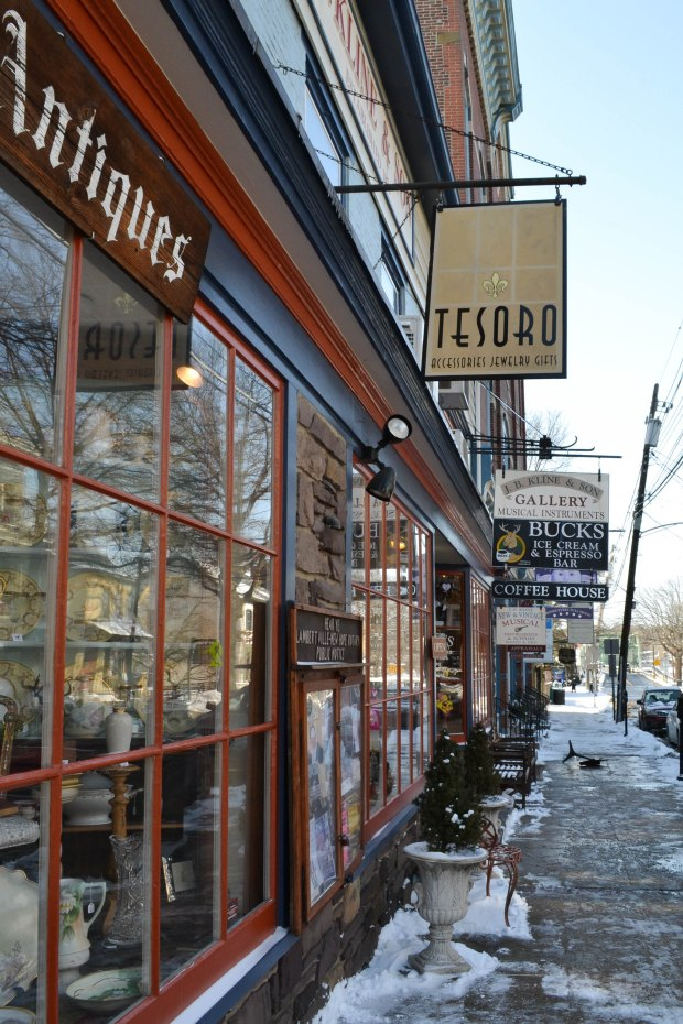 Shops in Lambertville, NJ