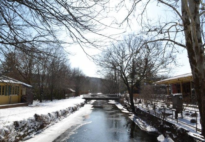 Near Lambertville Station in Lambertville, NJ