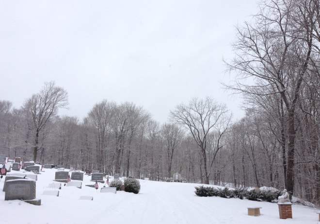 Winter in New Hope, PA