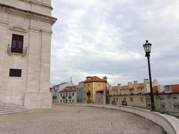 Pantheon in Lisbon, Portugal